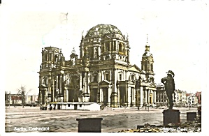 Berlin, Germanyy , Cathedral (Image1)