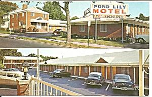 Pond Liliy Motel  New Haven Connecticut p31544 (Image1)