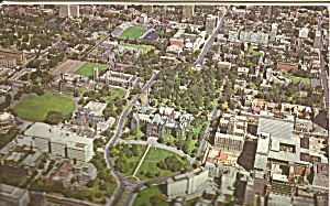Aerial View of University of Toronto and Parliament (Image1)