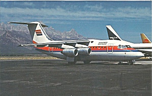 United Express Aspen Airways, BAe 146-100 (Image1)