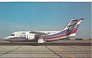 Royal West, BAe 146-100 p31577 (Image1)