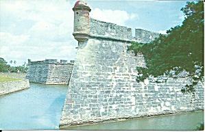 Castillo de San Marco, St Augustine, Florida (Image1)