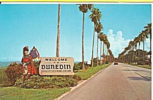 Entrance Sign Dunedin Florida p31594 (Image1)