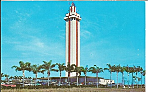 Citrus Tower Clermont Florida Postcard p31599 (Image1)