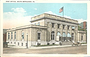 South Bethlehem, Pennsylvania, Post Office (Image1)