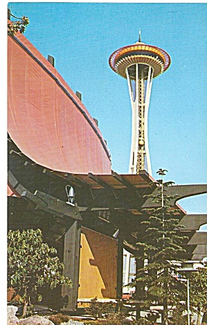 Seattle, Washington, Space Needle (Image1)