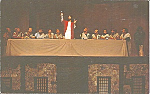 Eureka Springs Arkansas The Great Passion Play P31623