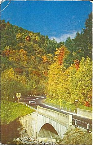 Mohawk Trail Massachusetts Cold River Bridge p31631 (Image1)