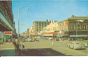 Phoenix, Arizona, Washington Street ca late 1940s (Image1)