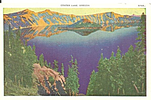 Crater Lake, Oregon (Image1)