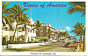 Ft Lauderdale FL  Street Scene p31658 (Image1)