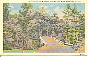 Black Hills,South Dakota,Iron Mountain Raod (Image1)