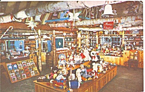 Santa S Workshop North Pole Ny Toyshop Interior P31691