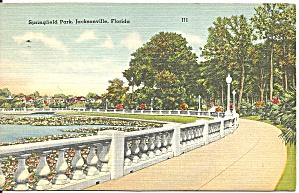 Jacksonville Florida Springfield Park p31693 (Image1)
