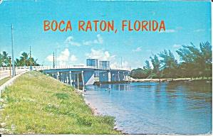 Boca Raton Florida Bridge Over Boca Inlet p31698 (Image1)