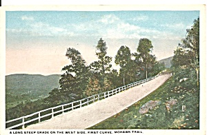 Mohawk Trail Massachusetts First Curve West Side p31714 (Image1)