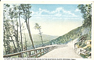 Mohawk Trail, Massachusetts, Berkshire Hills in Distance (Image1)