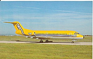 TAT Airlines Fokker F-28 Fellowship-2000 F-DUS p31723 (Image1)