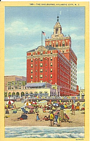 Atlantic City New Jesey The Shelburne p31854 (Image1)