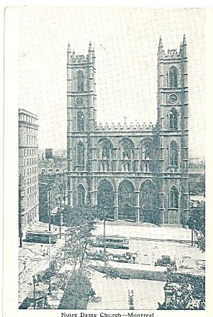 Montreal, Canada Norte Dame Church p31861 (Image1)
