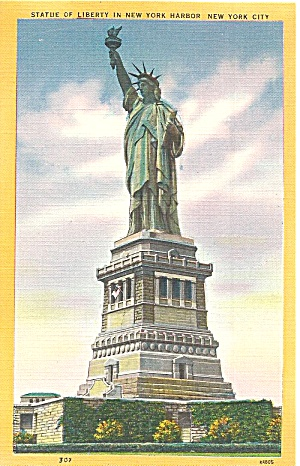 New York Harbor,Statue Of Liberty p31918 (Image1)