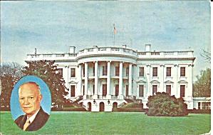 Washington DC White House and Dwight D Eisenhower p31925 (Image1)