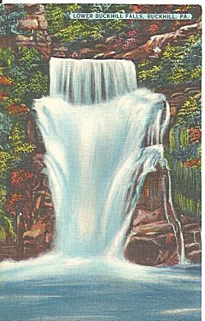 Buckhill Pennsylvania Lower Buckhill Falls p31930 (Image1)