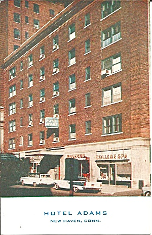 New Haven Connecticut Hotel Adams p31936 (Image1)