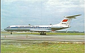 Hong Kong Vietnam Airlines Jet TU-134A  VN-A112 p31943 (Image1)