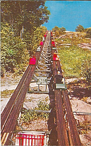 North Conway Nh Mount Cranmore Skimobile Tramway P31964