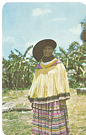 Native American Seminole Woman P31970