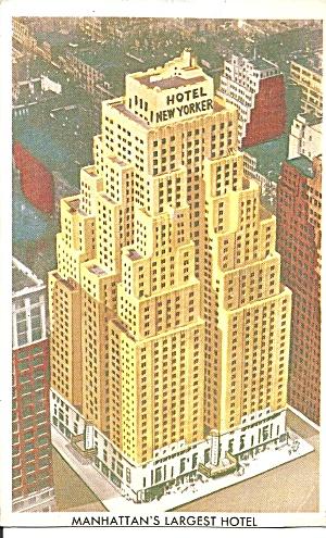 New York City  Hotel New Yorker p31982 (Image1)