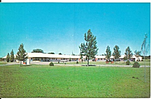 E St Cloud Minnesota Royal Motel Postcard P31994