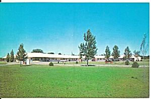 E St Cloud Minnesota Royal Motel Postcard p31994 (Image1)