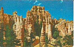 Bryce Canyon National Park Utah Queen S Castle P31995