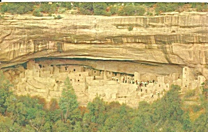 Mesa Verde National Park CO Cliff Palace Ruins p31998 (Image1)