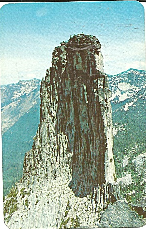 North Idaho, Chimney Rock (Image1)