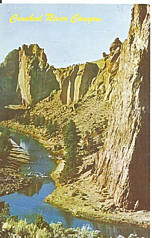 Crooked River Canyon, Oregon (Image1)