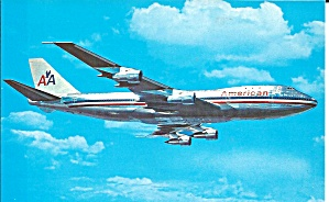 American Airlines 747 Jetliner  p32115 (Image1)