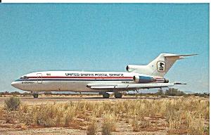 Evergreen United States Postal Service 727 Jetliner p32116 (Image1)