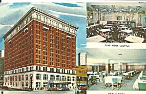 Montgomer  Alabama Jefferson Davis Hotel  p32119 (Image1)