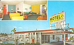 Ft Lauderdale Florida Park Lane Motor Lodge p32150 (Image1)