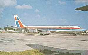 Dominincana  707-399C  HI-442 Jetliner p32182 (Image1)