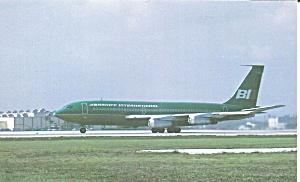 Braniff  International 720 on Taxiway Jetliner p32208 (Image1)