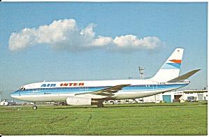 Air Inter Dassault Breguet Mercure 100 p32245 (Image1)