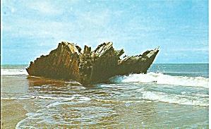 Hatteras NC Remains of Schooner G A Kohler p32286 (Image1)