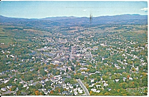 Aerial View of Barre Vermont p32317 1968 (Image1)