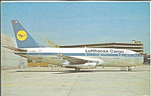 Lufthansa Cargo 737-320C D-ABGE  p32321 (Image1)