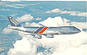 Flying Tigers 747-200F Robert W Prescott in Flight p32351 (Image1)