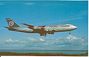 Flying Tigers 747-200f N816ft P32352